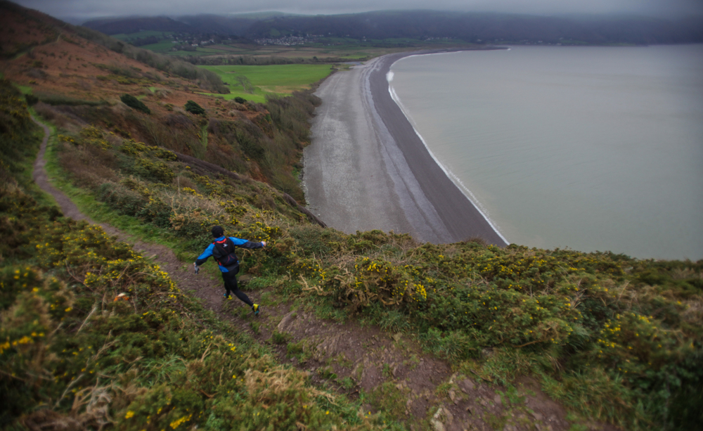 Great British MINI Adventure Day 12 - Exmoor Sea to Summit