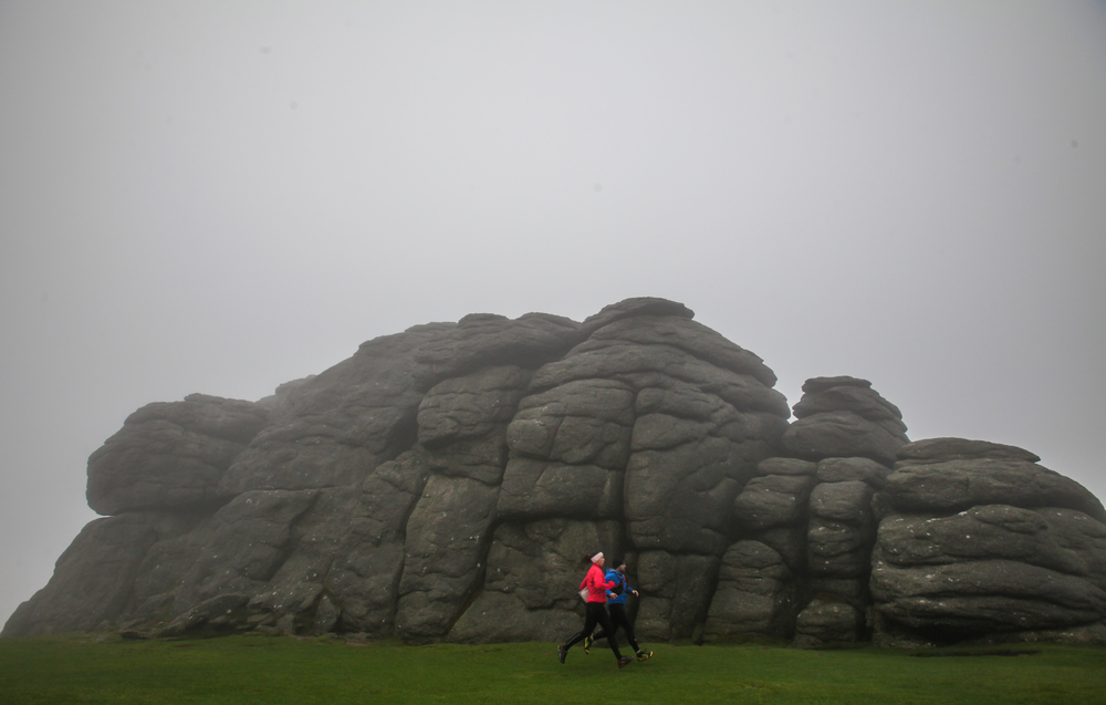 Great British MINI Adventure Day 13 - Dartmoor Ten Tors Mini Challenge
