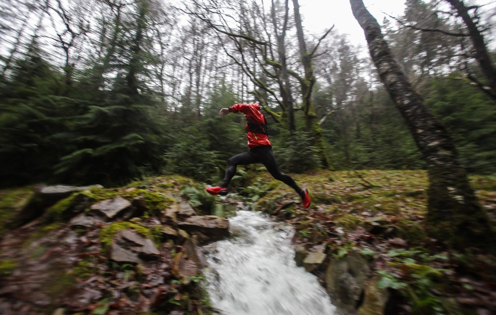 Great British MINI Adventure Day 9 - Trail Running at Coed y Brenin, Snowdonia
