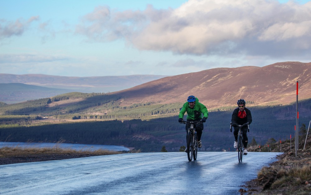 Great British MINI Adventure Day 5 - Cairngorms Vertical Km