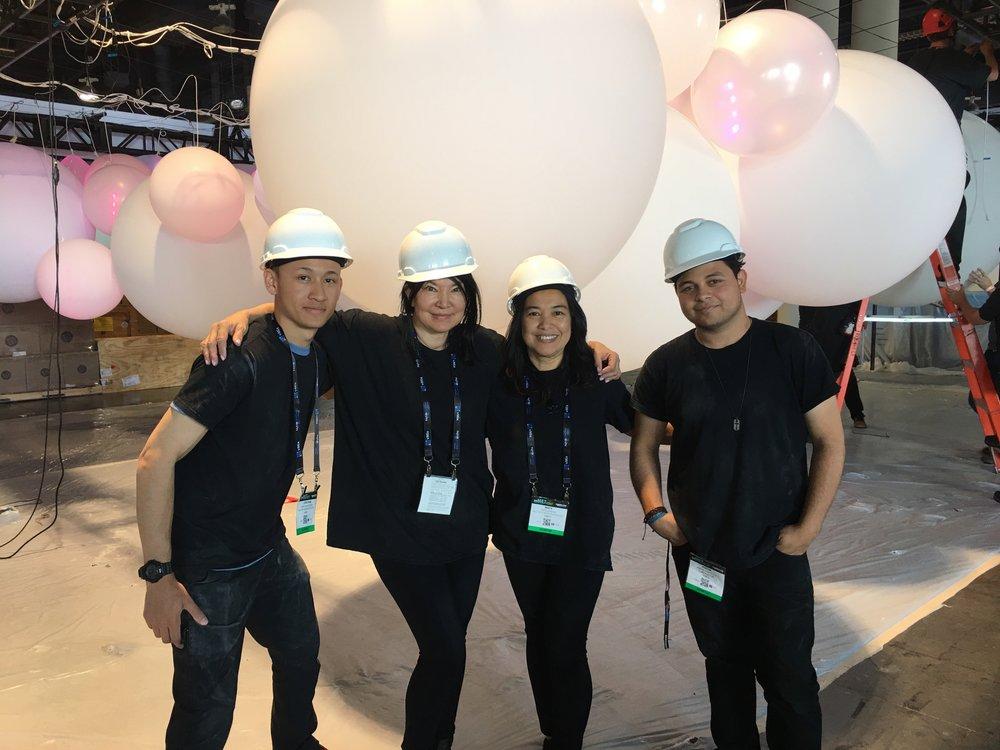 Balloon Crew.