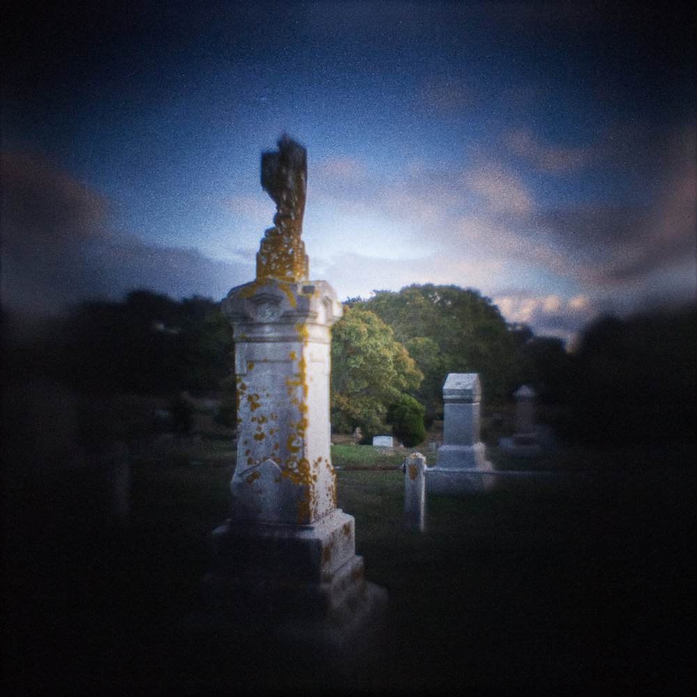 Evergreen Cemetery, Eastham