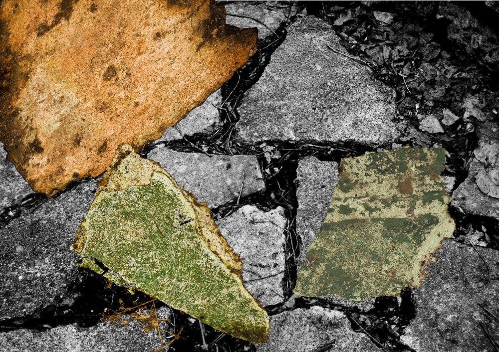 Labyrinth Stones