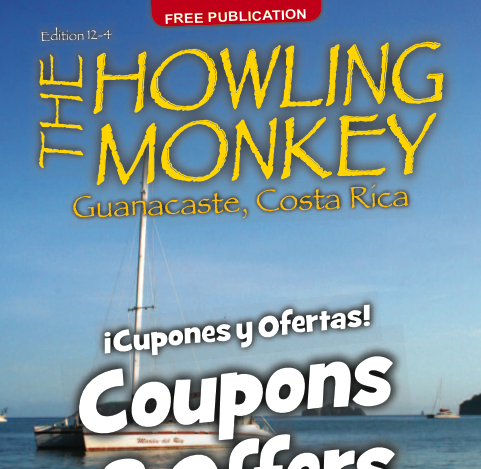The Howling Monkey Issue 12-4