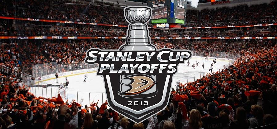 Ducks v. Red Wings 8pm
