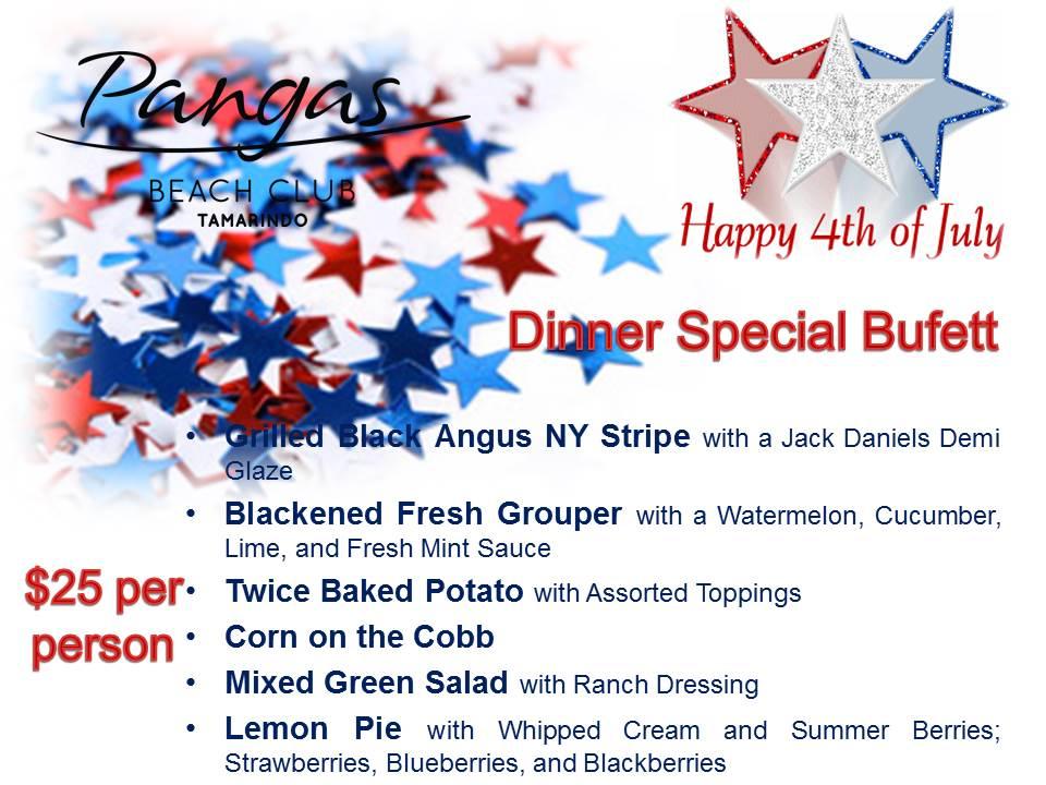 Pangas 4th of July Dinner Specials Buffet.jpg