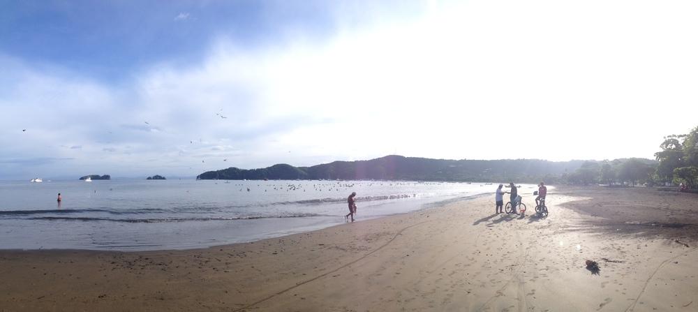 fishing in El Coco