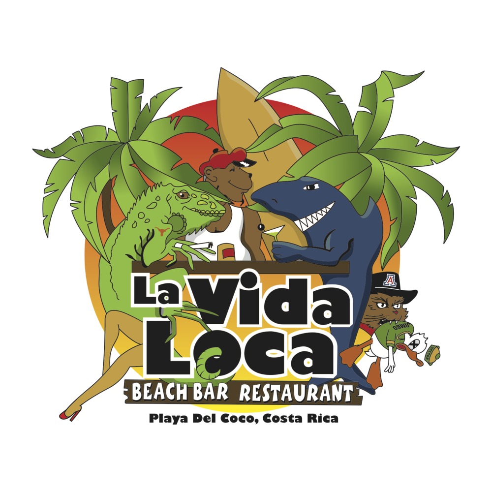 New Logo for La Vida Loca
