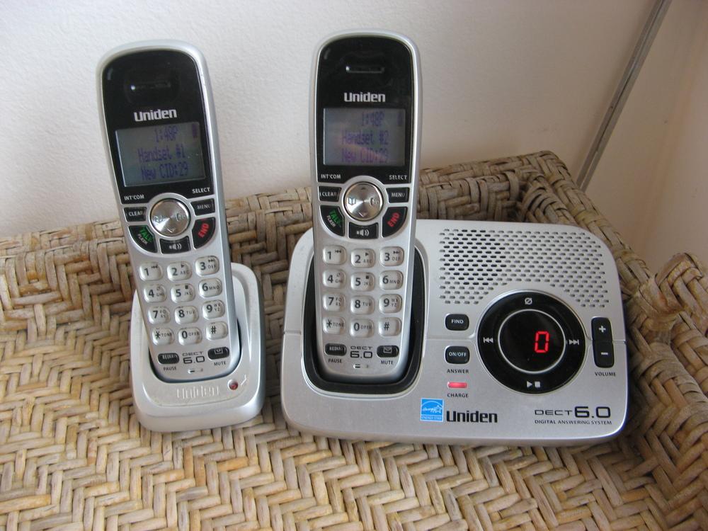 electronic phones - answering maching.JPG