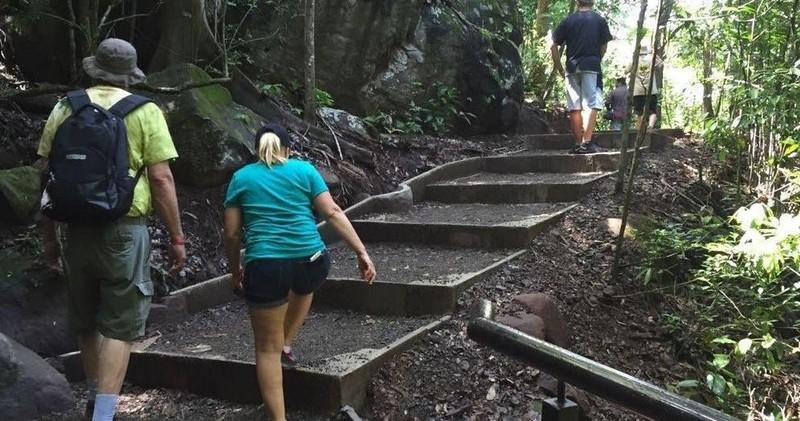Hiking at Rincon de la Vieja