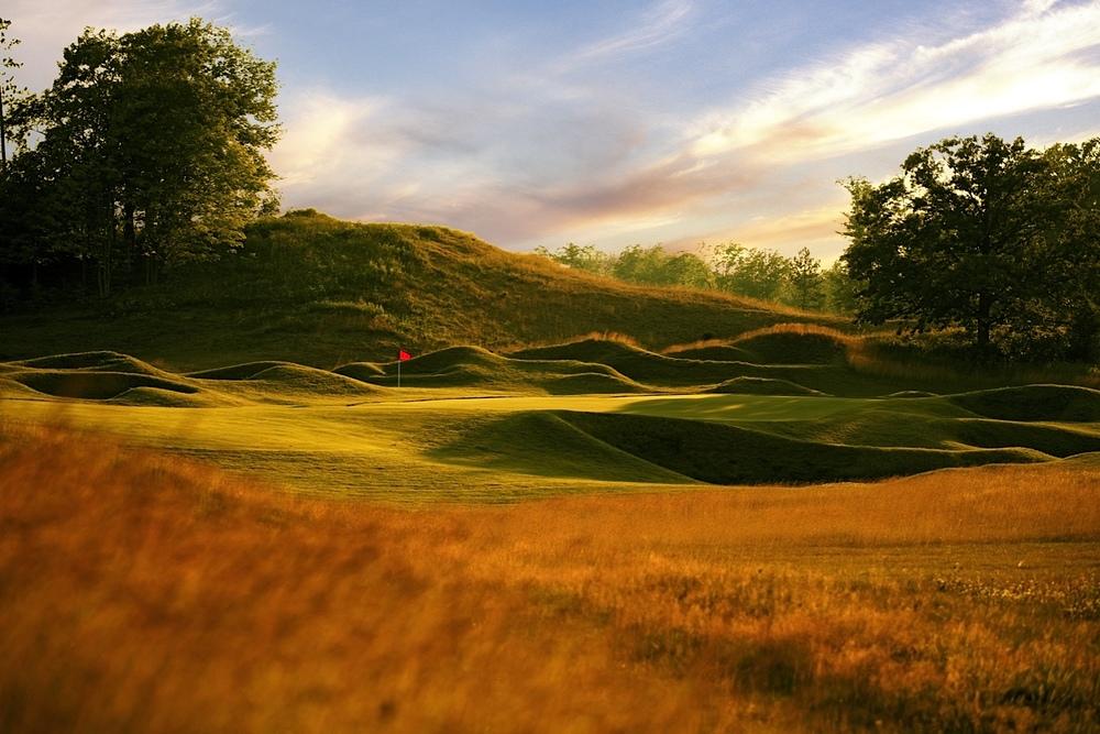Big Fish Golf Course Hayward, Wisconsin