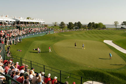Kingsmill River Golf Course Williamsburg, Virginia