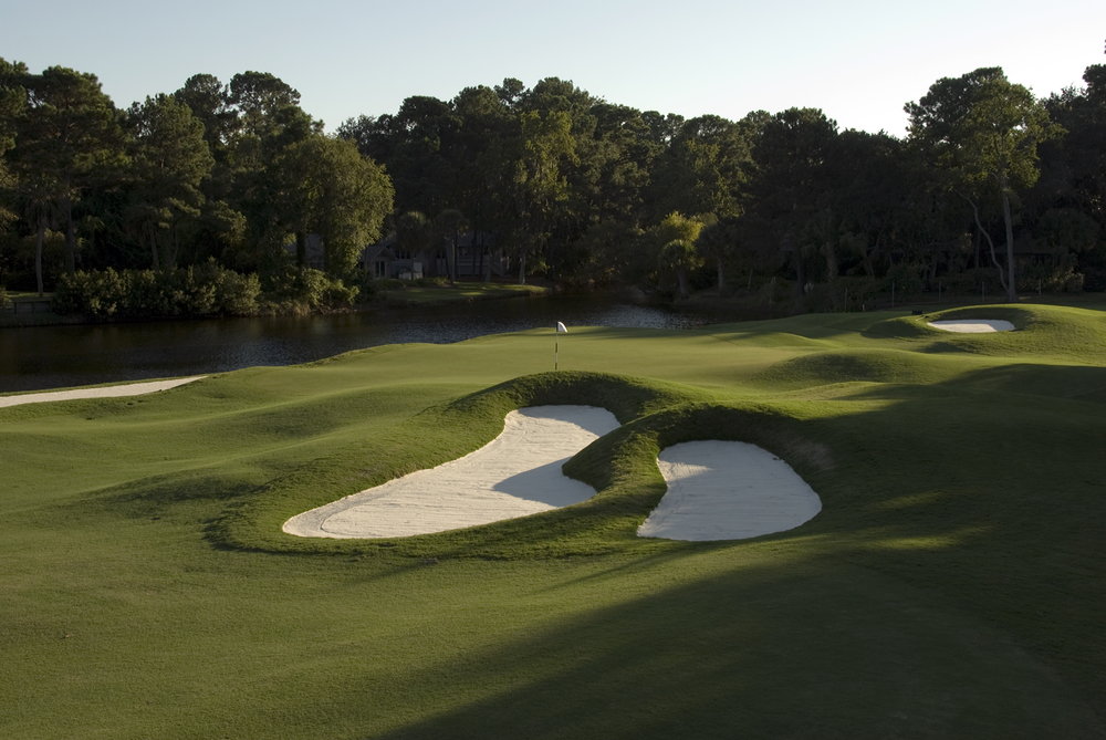 Heron Point Golf Course at Sea Pines Hilton Head Island, South Carolina