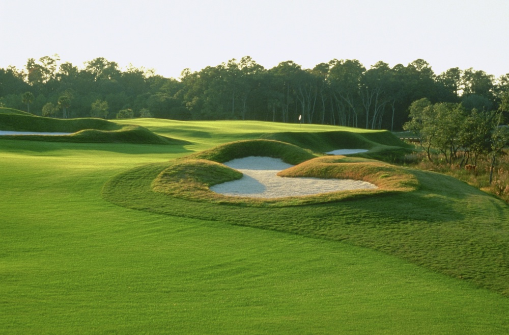 Colleton River Dye Course   Bluffton, South Carolina