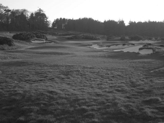 Duke's St Andrews #8, Par 3, 250 Yards