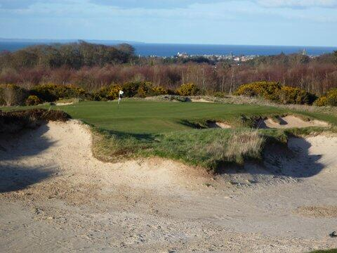 Golf Hole #13 - Braw View