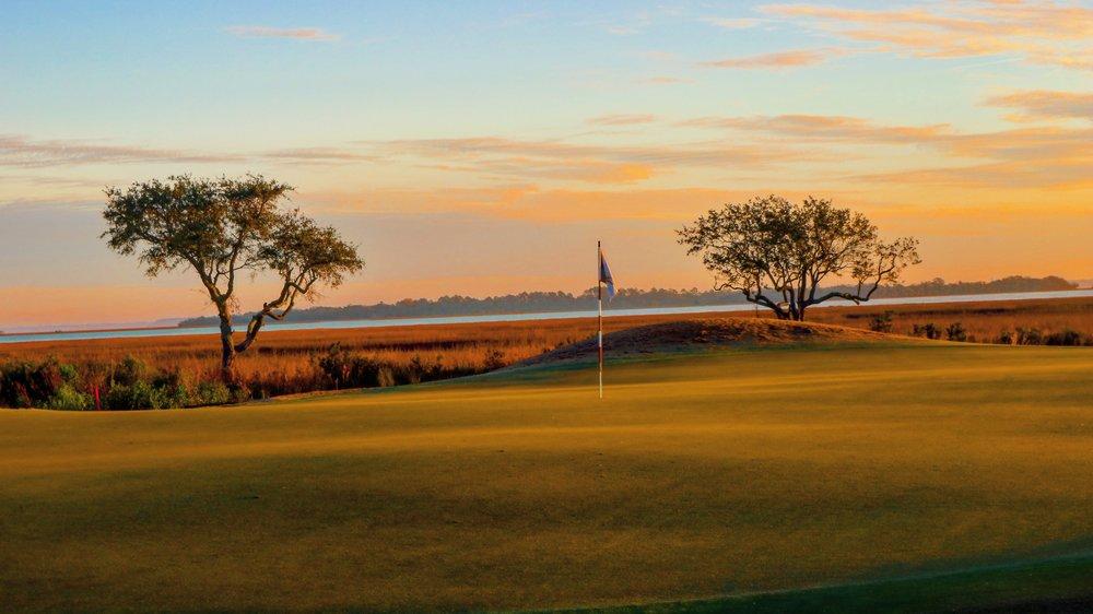 Golf Hole #13