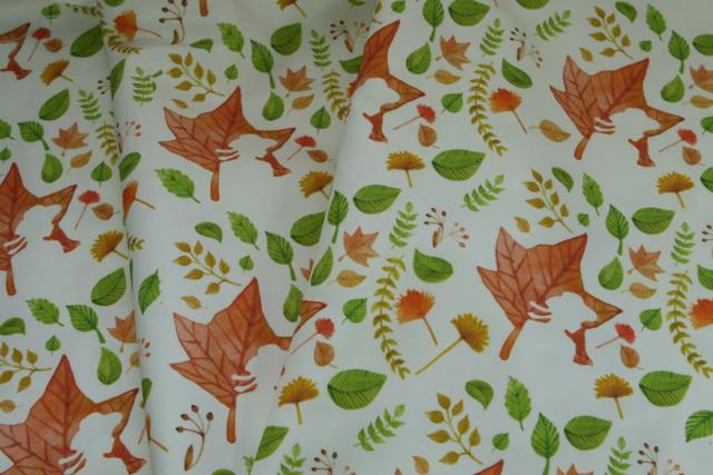 Prince Edward Island original fabric