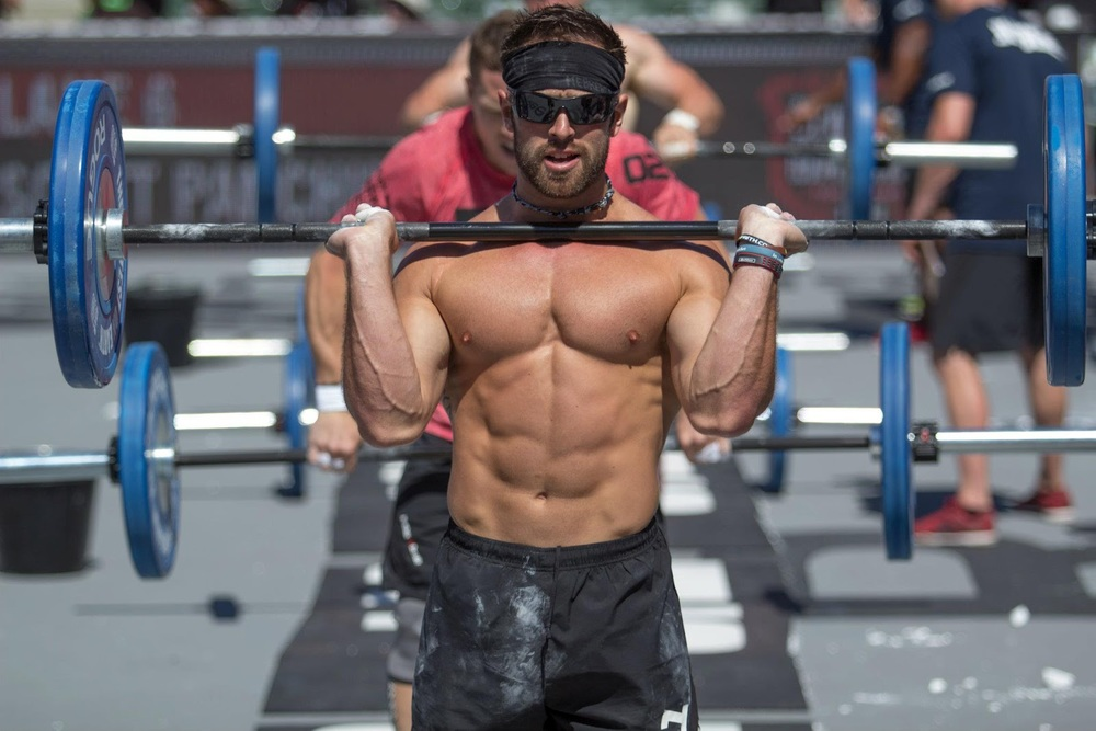 Get awesome at everything, like Froning.