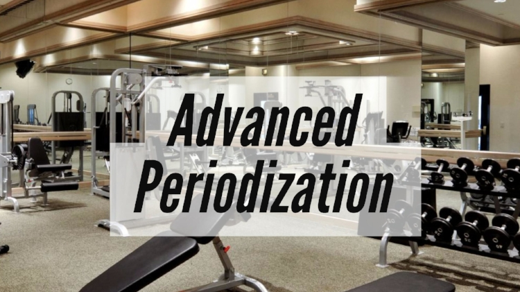 Advanced Periodization - Phase Potentiation