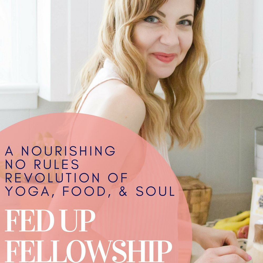 A spot in Brittany Kriger's Fed Up Fellowship!
