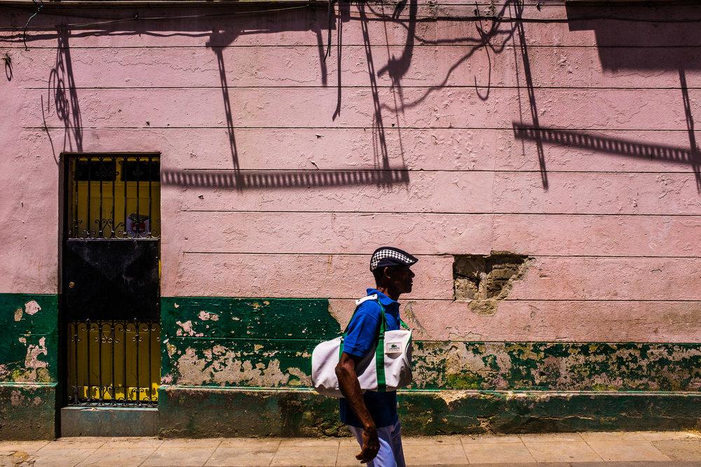 Cotidiano. La Habana, Cuba. Foto: Pablo Salgado.