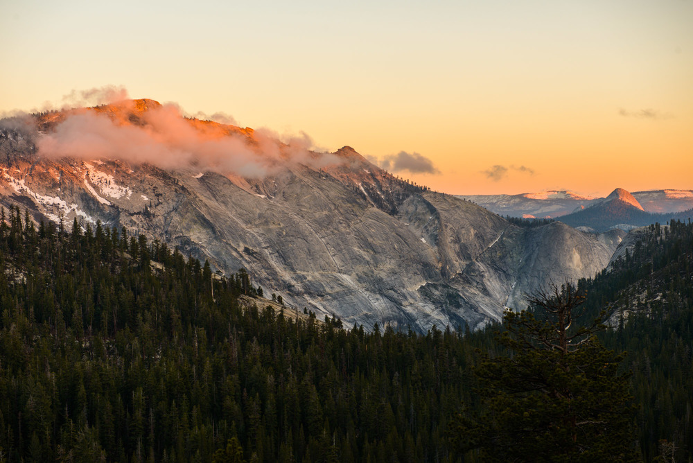 Yosemite Curves