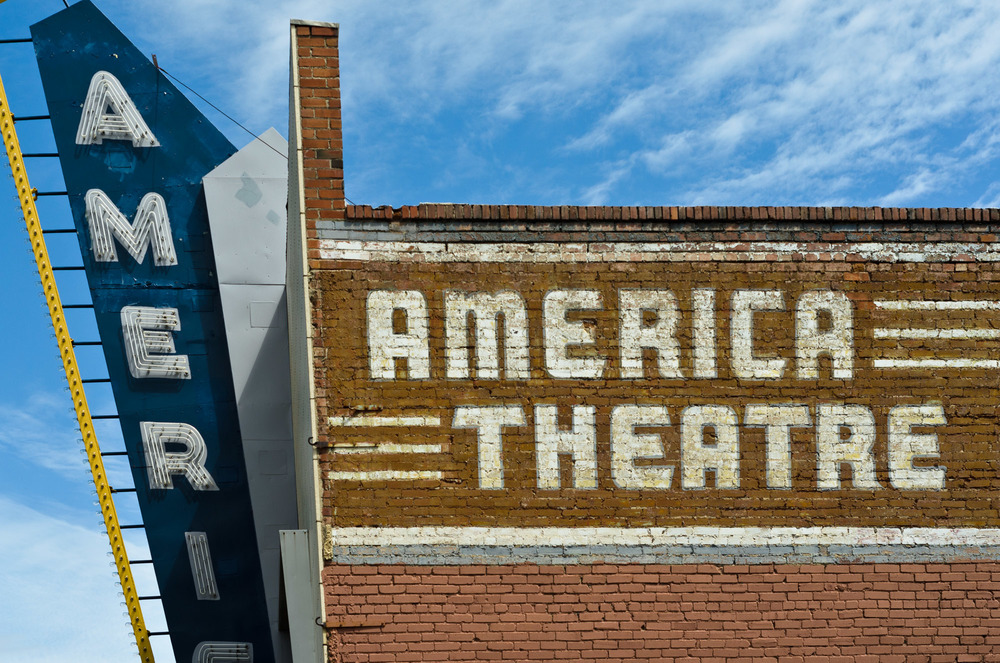 America Theater, Casper WY