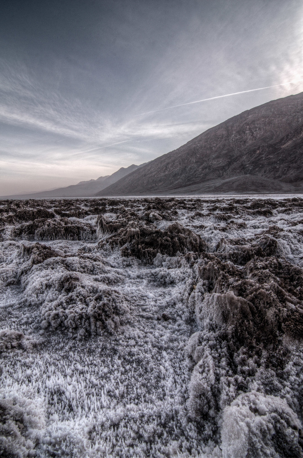 Badwater Basin Dawn