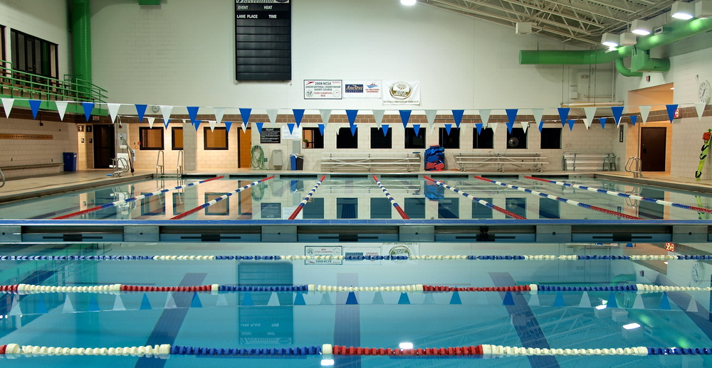 Martin Luther King Jr Swim Center Rockville Montgomery Swim Club