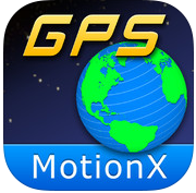 MOTIONX GPS for maps, navigation, tracking, and more.