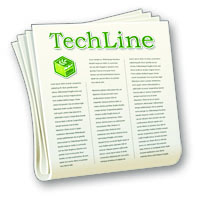 Sign Up for TechLine   - For e-newsletters specific to your geographic region delivered to your email inbox.