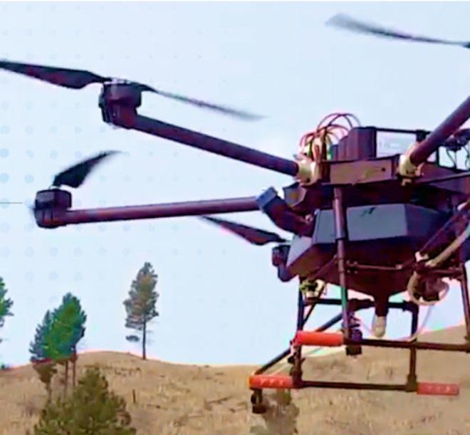 Embracing Drone Technology — TechLine Invasive Plant News