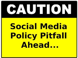 Social Media Pitfall
