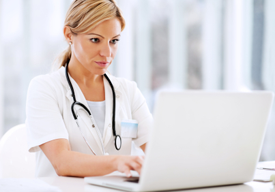 E-learning in the medical field.