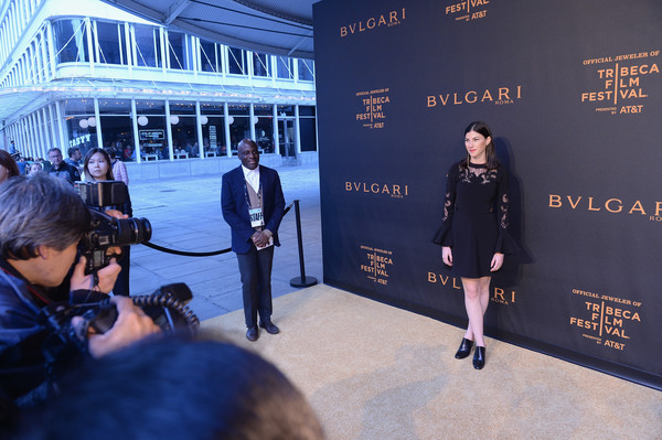 WWD - BVLGARI MOVES FURTHER INTO FILM WITH TRIBECA PARTNERSHIP