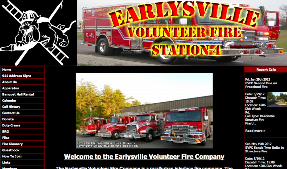 Earlysville Volunteer Fire Company - Station 4