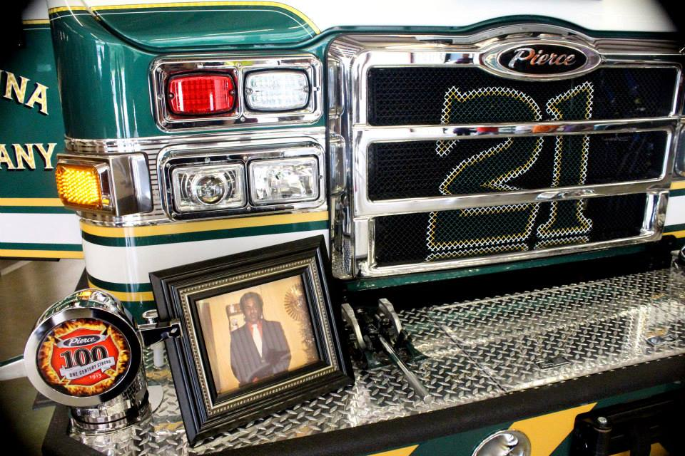 NBC29 News Reports on the dedication of Engine 21