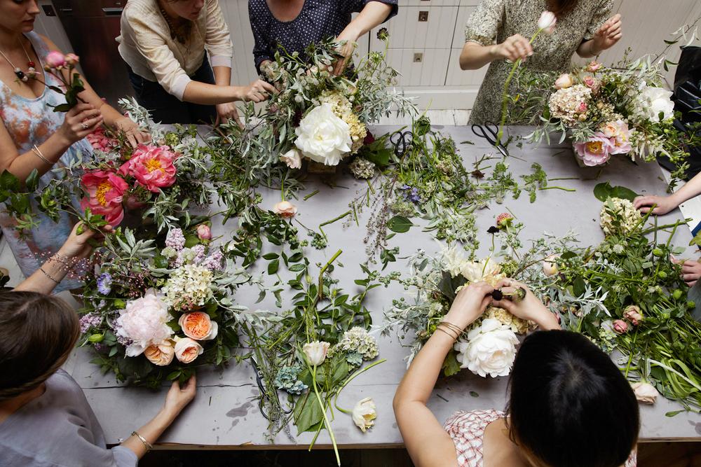 New York Floral Design School