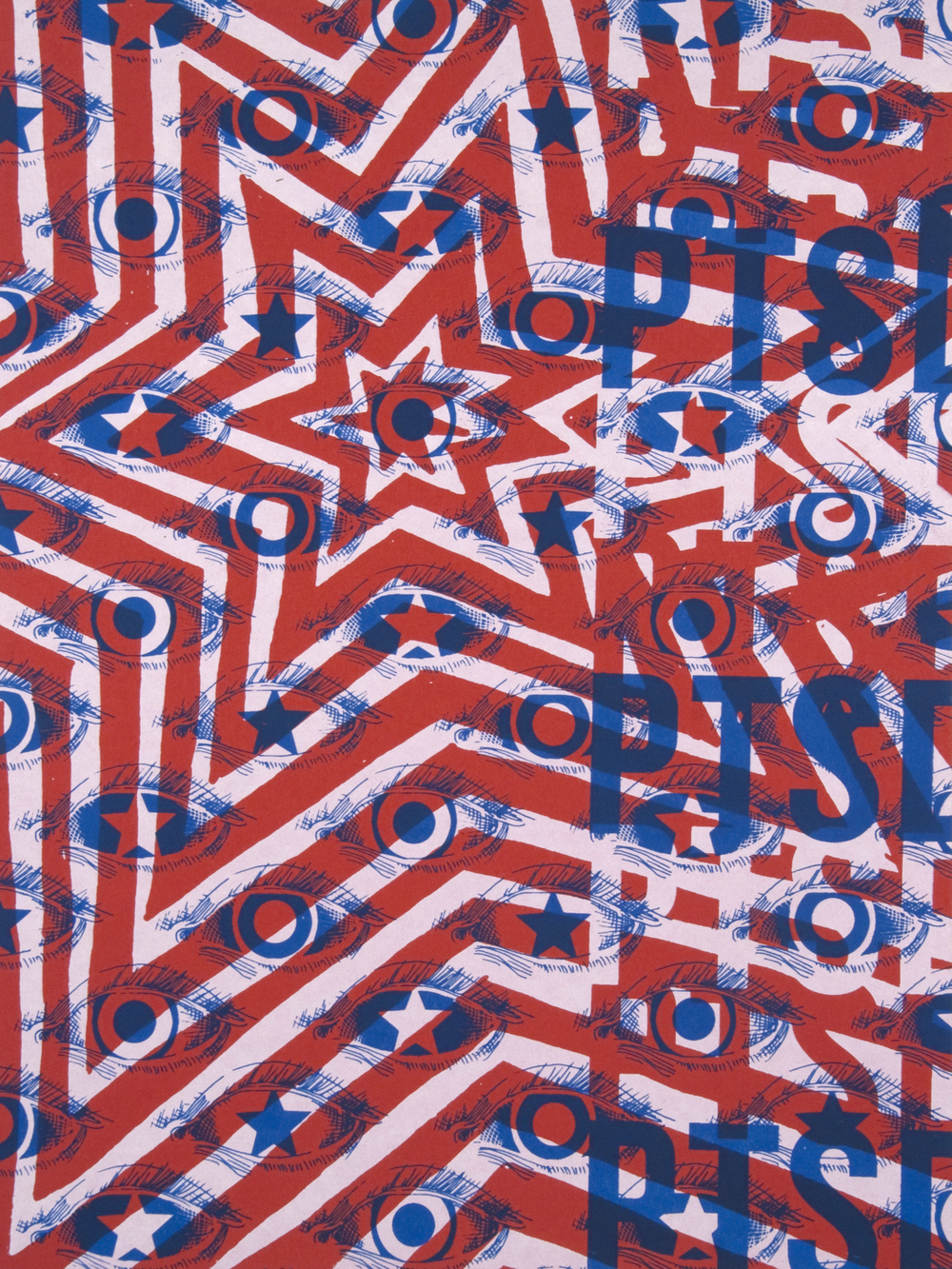 08 PTSD Stars and Stripes by Josh MacPhee.jpg