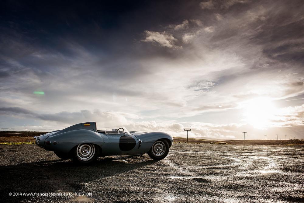 Jaguar E-Type for kidston