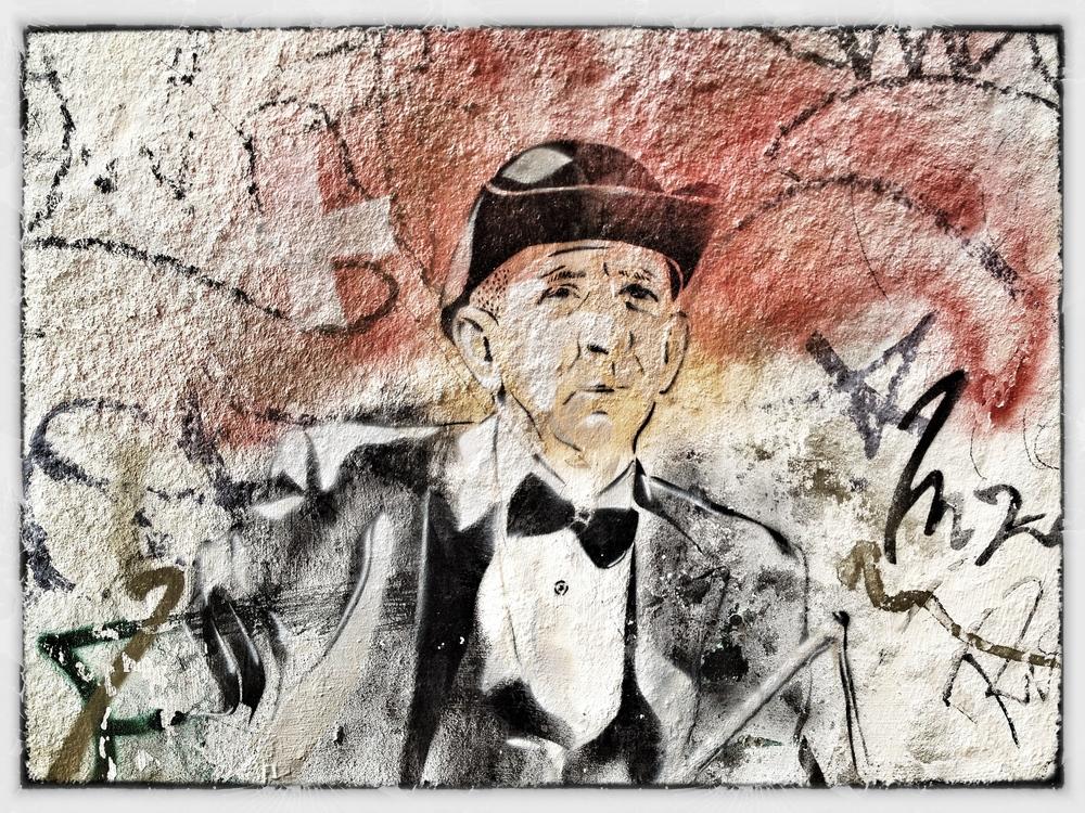 'Wall art' - Spain