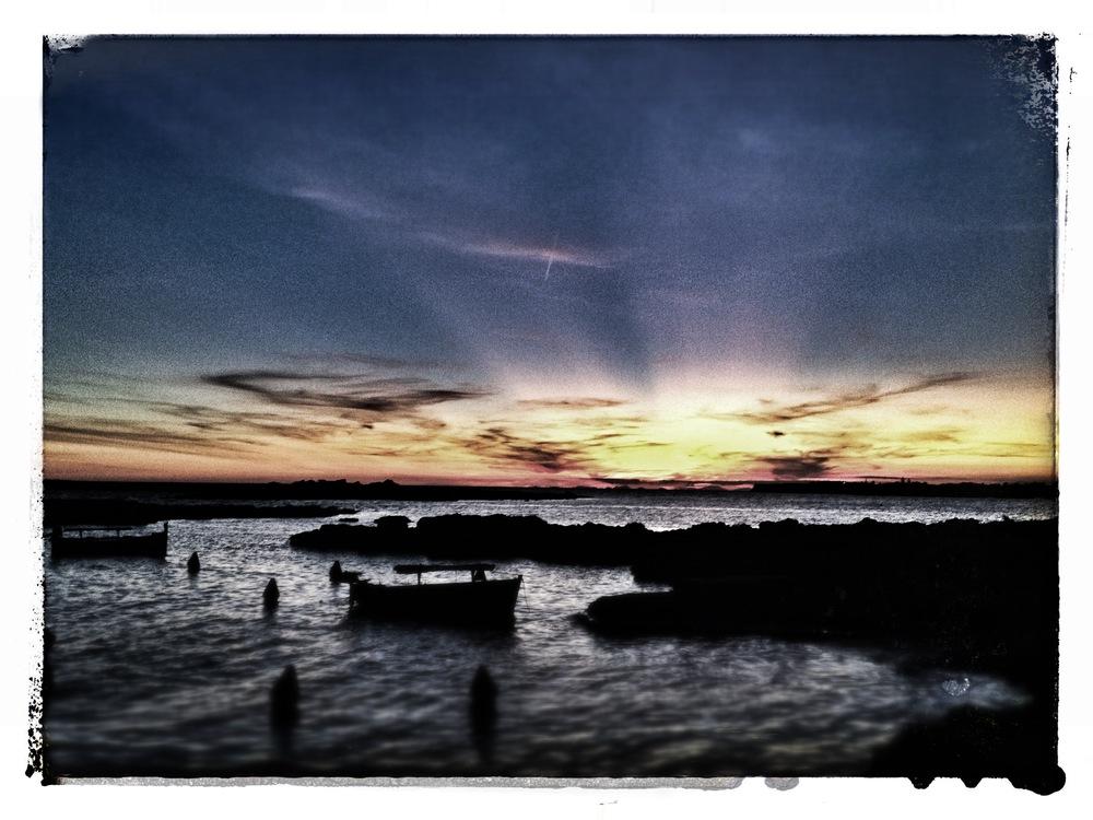 'Sunset' - Spain, 2012