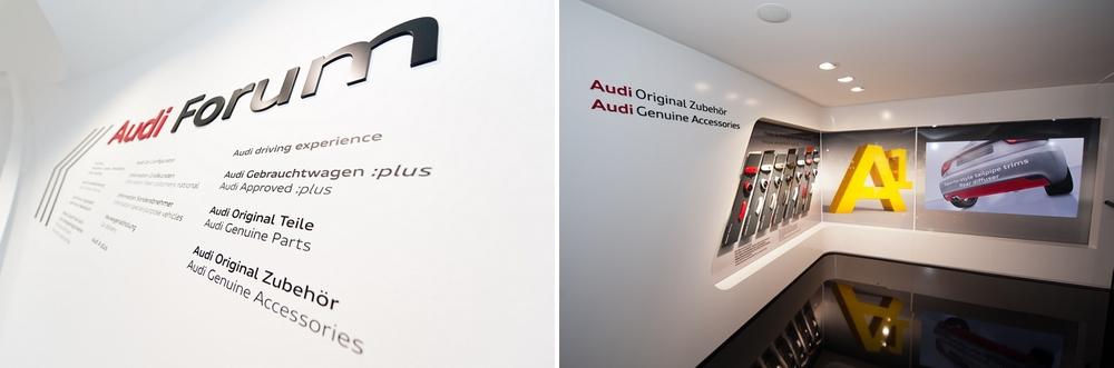 Audi Frankfurt Motorshow