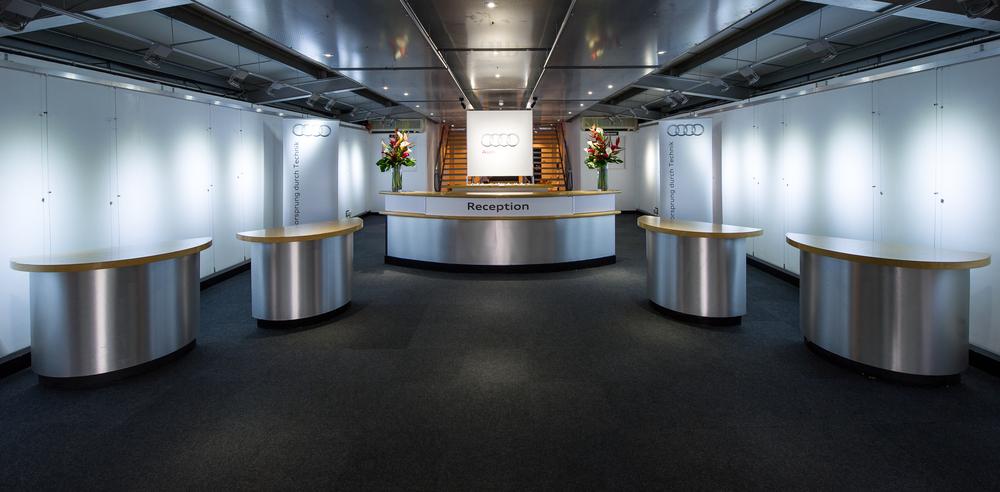 Audi Event Structure