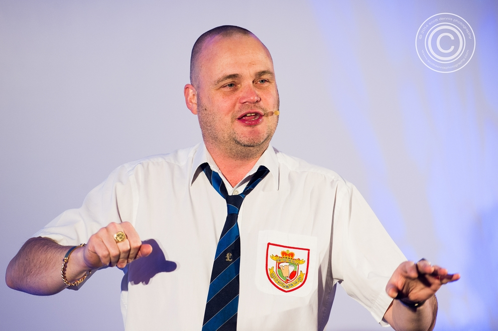 Al Murray - 'The Pub Landlord'