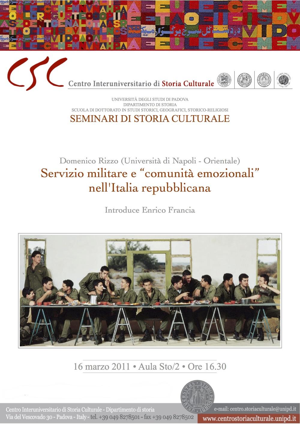 """2011-03 (PD) Servizio militare e """"comunità emozionali"""" nell'Italia repubblicana.jpg"""