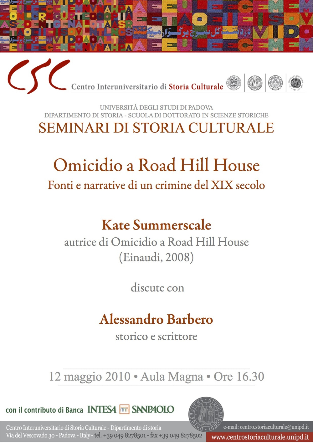 2010-05 (PD) Omicidio a Road Hill House.jpg