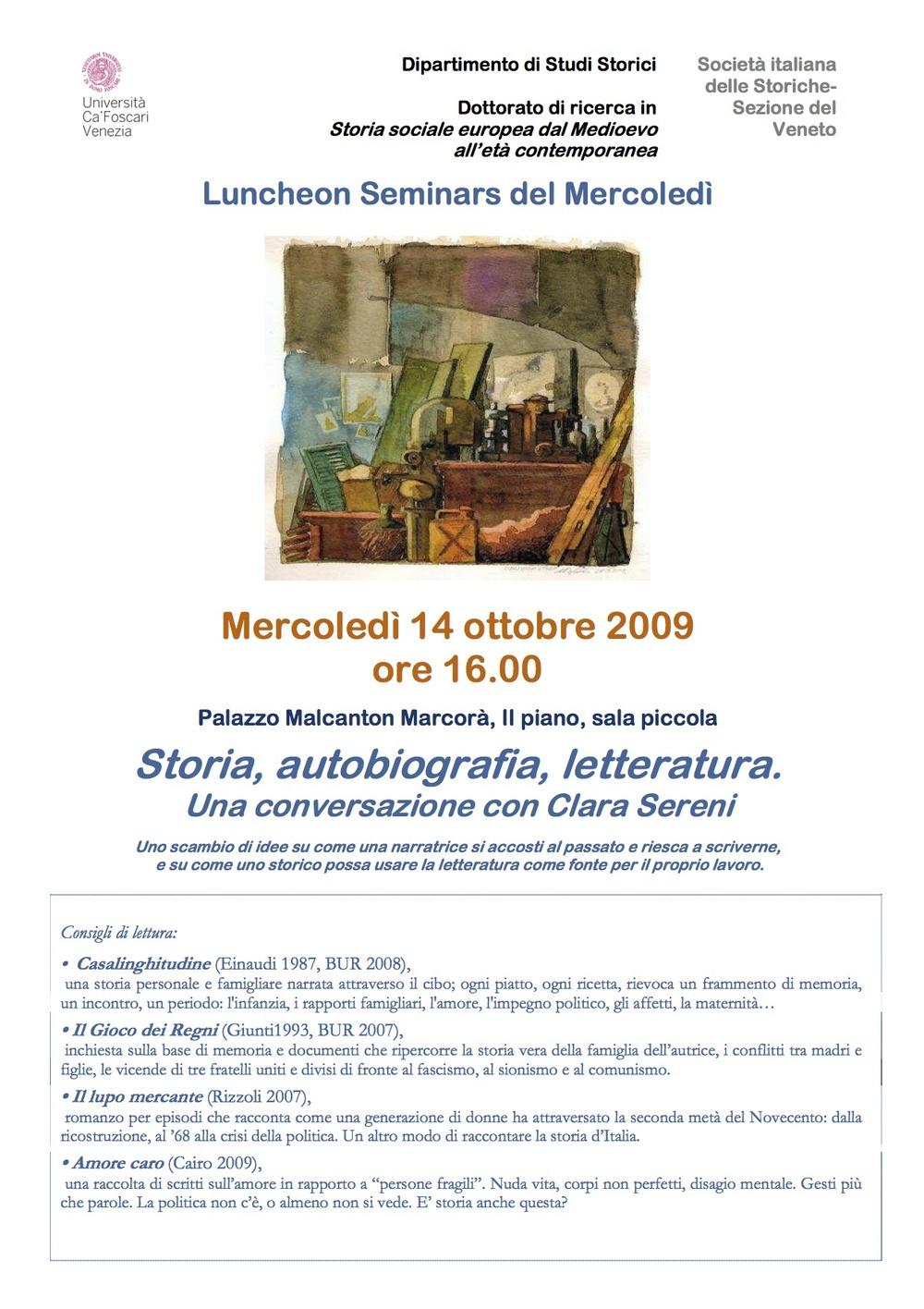 2009-10 (VE) Storia, autobiografia, letteratura.jpg
