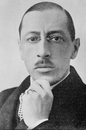 Igor Stravinsky (1882-1971), Russian pianist, composer, and conductor.  His contributions to 20th century composition will leave an eduring legacy.